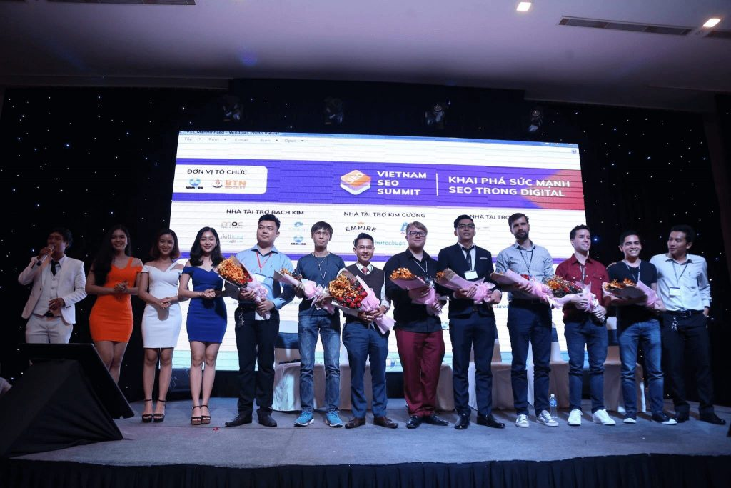 VIETNAM DIGITAL SEO SUMMIT 2019