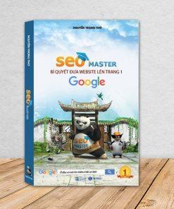 Sách học SEO MASTER Nguyễn Trọng Thơ