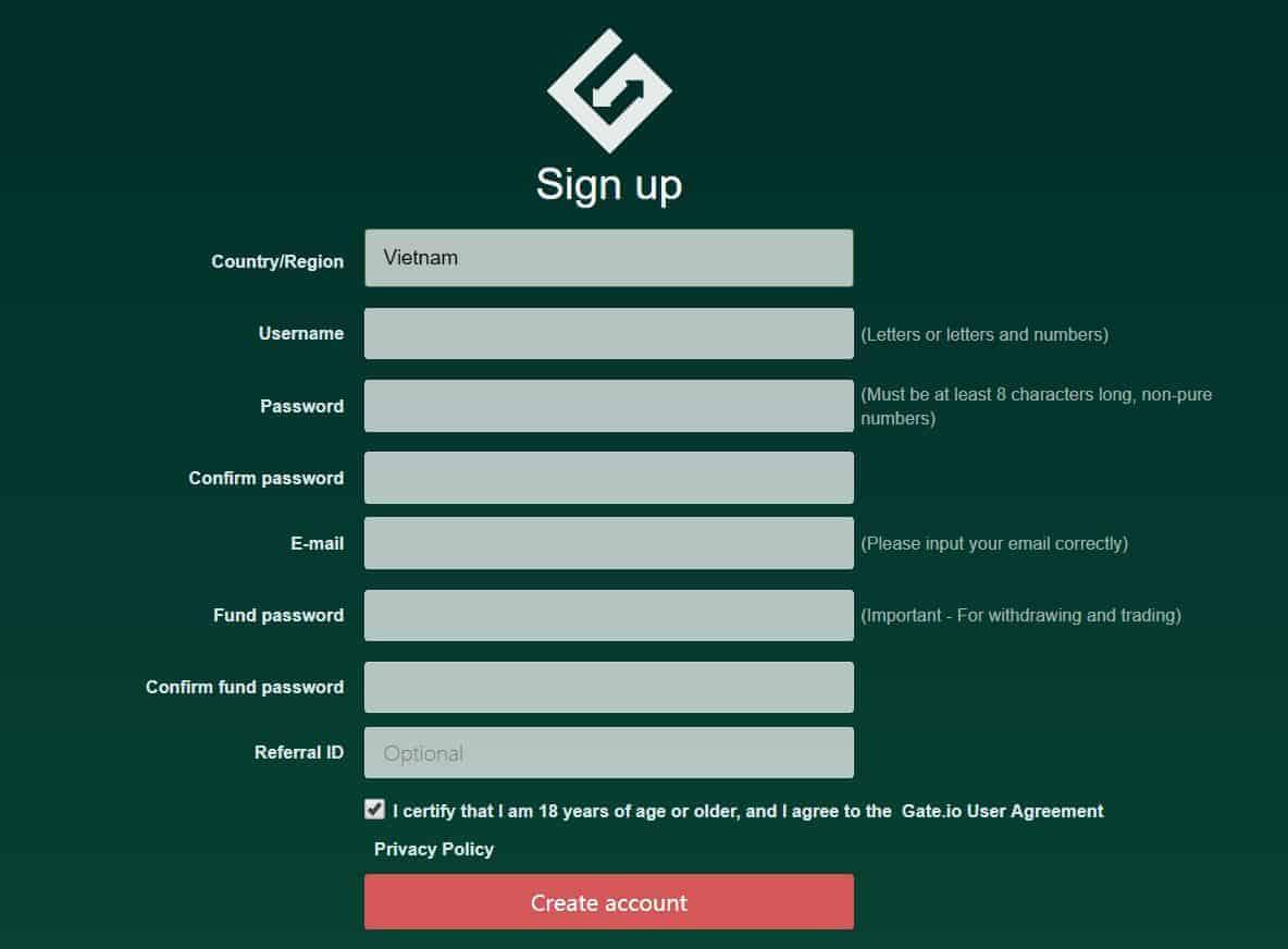 Sàn Gate.io là gì? Hướng dẫn đăng ký và sử dụng sàn giao dịch Gate.io