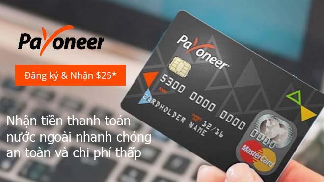 huong dan dang ky payoneer 1 Payoneer là gì? Cách đăng ký tạo tài khoản, xác minh và rút tiền từ Payoneer về Việt Nam 2021