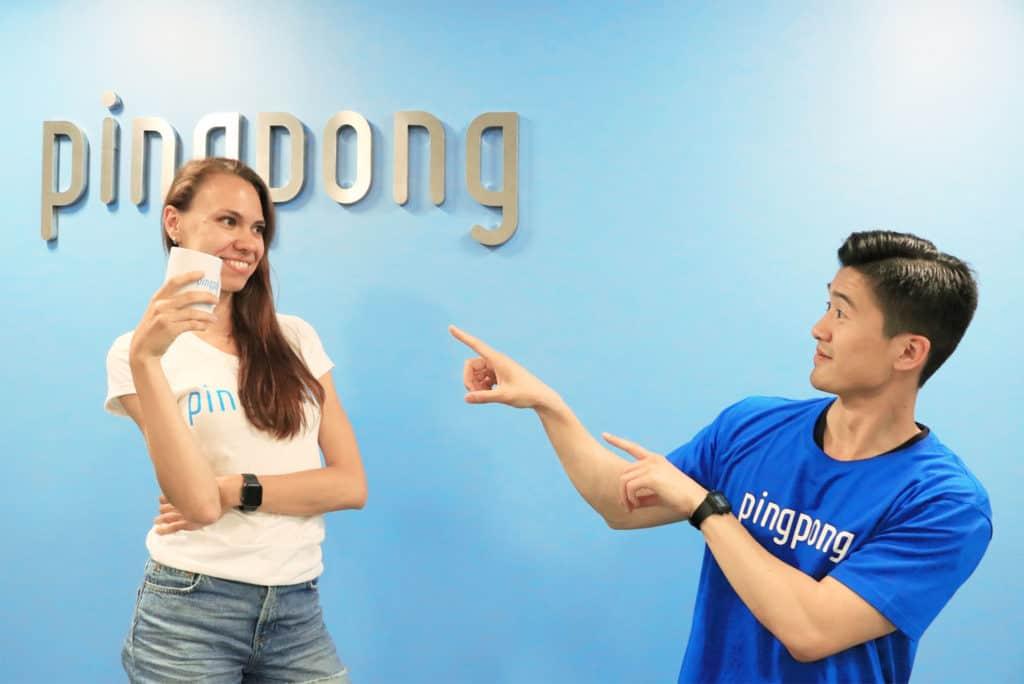 Pingpong tiền đã về nhanh nhất hiện nay tại Việt Nam