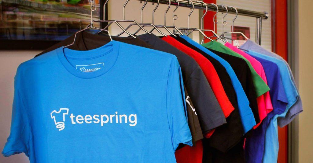 teespring la gi Teespring là gì ? Hướng dẫn cách đăng ký kiếm tiền bằng thiết kế áo thun trên Teespring Vietnam