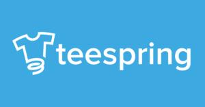 thiết kế áo thun trên Teespring 2021