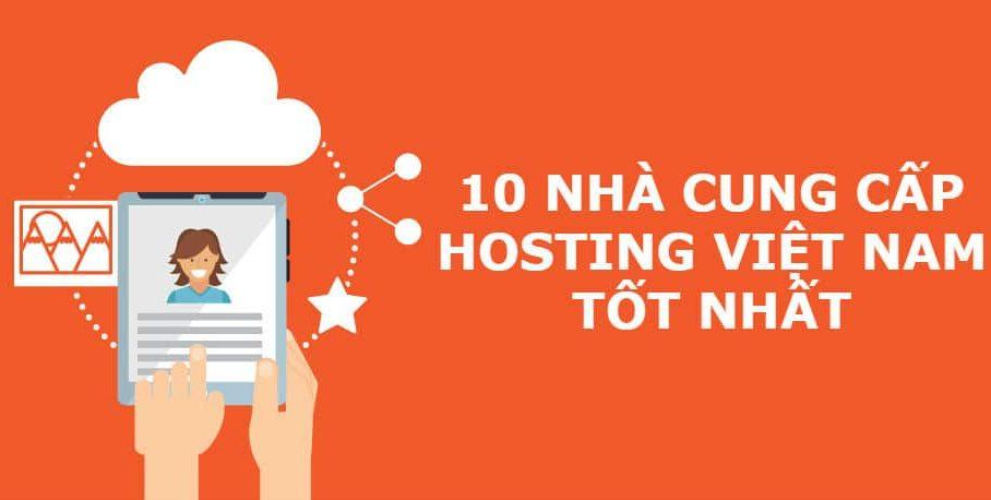 đánh giá các nhà cung cấp dịch vụ hosting việt nam
