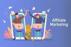 kiếm tiền với affiliate 2021