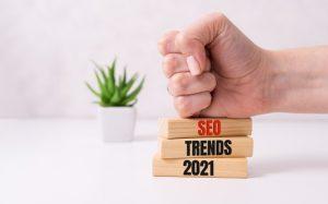 Xu hướng SEO 2021 - SEO Trend 2022