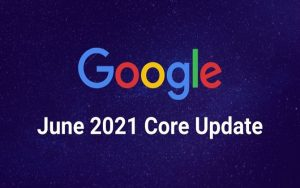 google cập nhật thuật toán 2021